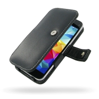 10% OFF + FREE SHIPPING, Buy Best PDair Top Quality Handmade Protective Samsung Galaxy S5 Mini Leather Flip Cover online. Pouch Sleeve Holster Wallet You also can go to the customizer to create your own stylish leather case if looking for additional color