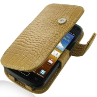 10% OFF + FREE SHIPPING, Buy Best PDair Top Quality Handmade Protective Samsung Galaxy W Leather Flip Cover (Brown Croc) online. Pouch Sleeve Holster Wallet You also can go to the customizer to create your own stylish leather case if looking for additiona