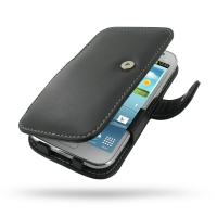 Leather Book Case for Samsung Galaxy Win Duos GT-i8550 GT-i8552