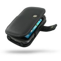 Leather Book Case for Samsung Galaxy Xcover 2 GT-S7710