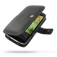 Leather Book Case for Sharp Aquos Phone SH930W
