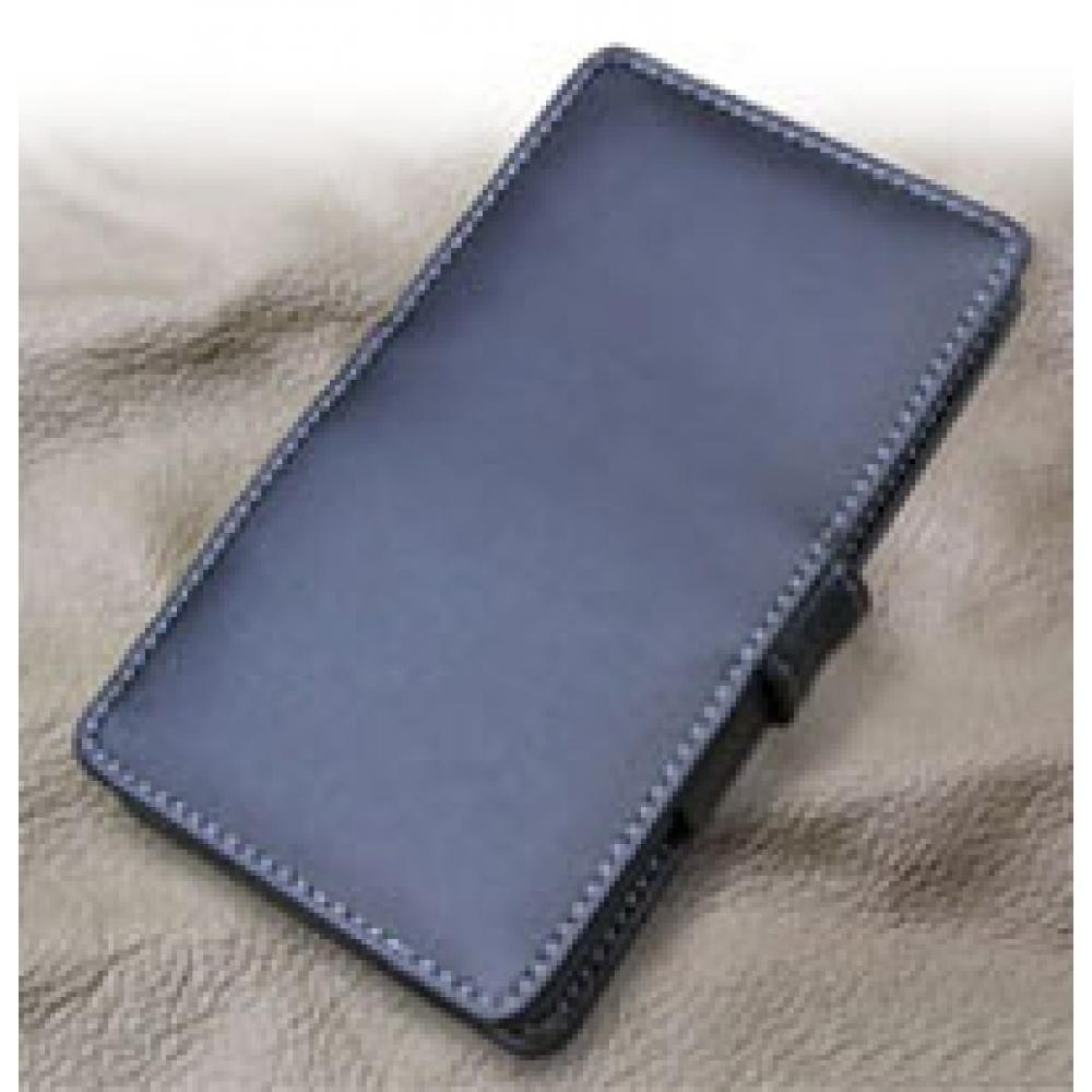 DoCoMo AQUOS ZETA SH-01G Leather Flip Cover :: PDair Sleeve Pouch