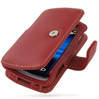 10% OFF + FREE SHIPPING, Buy Best PDair Top Quality Handmade Protective Sony Ericsson Vivaz / U5i Leather Flip Cover (Red). Pouch Sleeve Holster Wallet You also can go to the customizer to create your own stylish leather case if looking for additional col