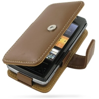 10% OFF + FREE SHIPPING, Buy Best PDair Top Quality Handmade Protective Sony Ericsson XPERIA X1 Leather Flip Cover (Brown). Pouch Sleeve Holster Wallet You also can go to the customizer to create your own stylish leather case if looking for additional col