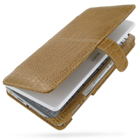 10% OFF + FREE SHIPPING, Buy Best PDair Handmade Protective Sony VAIO VGN-P Series with Extended Battery Leather Flip Cover (Brown Croc) You also can go to the customizer to create your own stylish leather case if looking for additional colors, patterns a