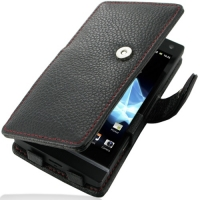 10% OFF + FREE SHIPPING, Buy Best PDair Top Quality Handmade Protective Sony Xperia S Leather Flip Cover (Red Stitching) online. Pouch Sleeve Holster Wallet You also can go to the customizer to create your own stylish leather case if looking for additiona
