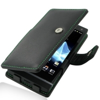 10% OFF + FREE SHIPPING, Buy Best PDair Top Quality Handmade Protective Sony Xperia S Leather Flip Cover (Green Stitch) online. Pouch Sleeve Holster Wallet You also can go to the customizer to create your own stylish leather case if looking for additional