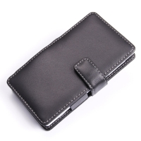 Leather Book Case for Sony Xperia ZL L35H