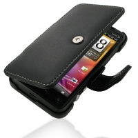 10% OFF + FREE SHIPPING, Buy Best PDair Top Quality Handmade Protective Sprint HTC EVO 3D Leather Flip Cover (Black) online. Pouch Sleeve Holster Wallet You also can go to the customizer to create your own stylish leather case if looking for additional co