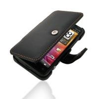 10% OFF + FREE SHIPPING, Buy Best PDair Top Quality Handmade Protective Sprint HTC EVO 3D Leather Flip Cover (Orange Stitch). Pouch Sleeve Holster Wallet You also can go to the customizer to create your own stylish leather case if looking for additional c