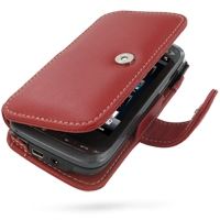 10% OFF + FREE SHIPPING, Buy Best PDair Top Quality Handmade Protective Sprint HTC Touch Pro2 Leather Flip Cover (Red) online. Pouch Sleeve Holster Wallet You also can go to the customizer to create your own stylish leather case if looking for additional