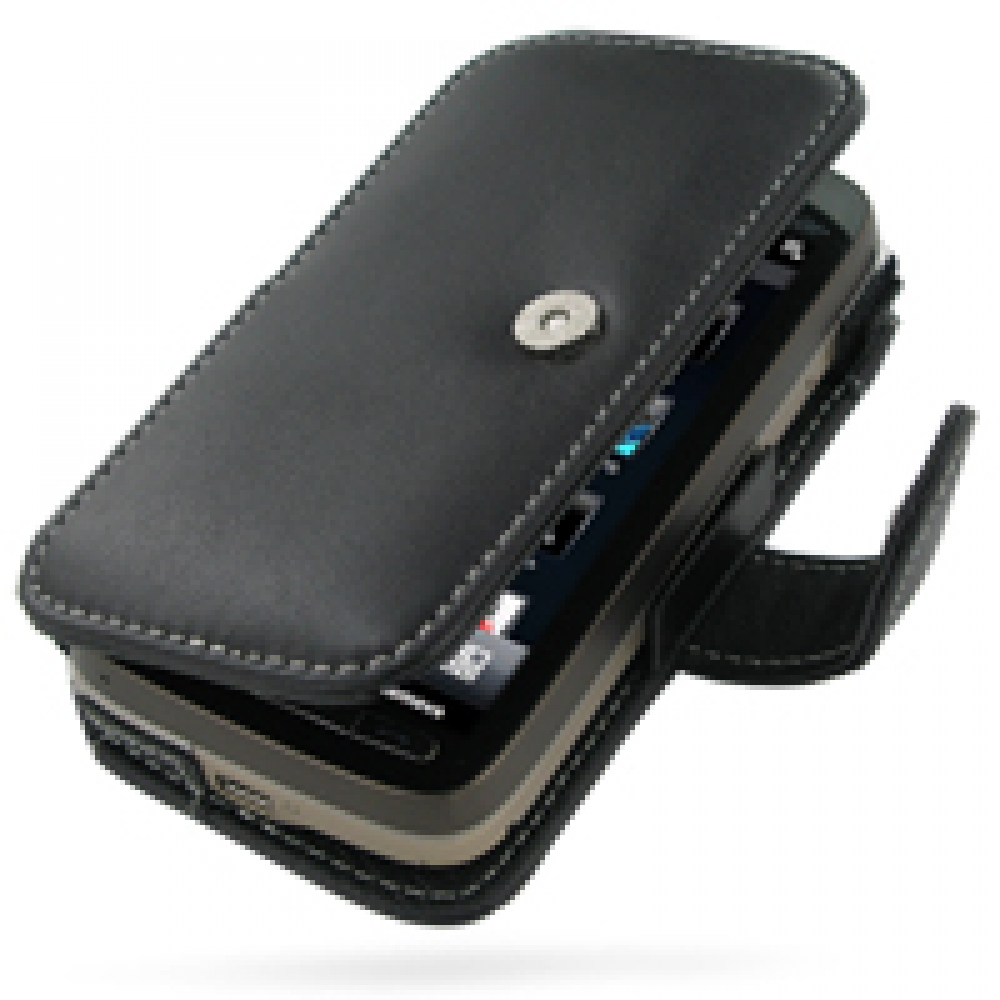 10% OFF + FREE SHIPPING, Buy Best PDair Top Quality Handmade Protective T-Mobile HTC Touch Pro2 Leather Flip Cover (Black). Pouch Sleeve Holster Wallet You also can go to the customizer to create your own stylish leather case if looking for additional col