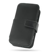 Leather Book Case for Toshiba Portege G900 (Black)