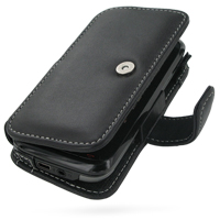 10% OFF + FREE SHIPPING, Buy Best PDair Top Quality Handmade Protective Verizon HTC Touch Pro2 Leather Flip Cover (Black). Pouch Sleeve Holster Wallet You also can go to the customizer to create your own stylish leather case if looking for additional colo