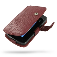 10% OFF + FREE SHIPPING, Buy Best PDair Top Quality Handmade Protective ZTE Tania Leather Flip Cover (Red Croc) online. Pouch Sleeve Holster Wallet You also can go to the customizer to create your own stylish leather case if looking for additional colors,