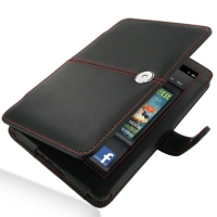 10% OFF + FREE SHIPPING, Buy PDair Quality Handmade Protective Amazon Kindle fire Genuine Leather Flip Carry Cover (Red Stitch) online. You also can go to the customizer to create your own stylish leather case if looking for additional colors, patterns an
