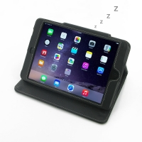 Leather Book Stand Case for Apple iPad Mini 3 / iPad Mini 2