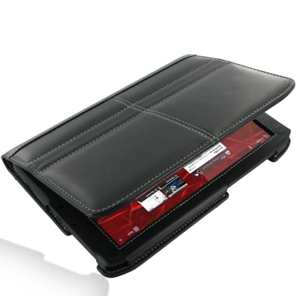 10% OFF + FREE SHIPPING, Buy Best PDair Quality Handmade Protective Motorola XOOM 2 Media Edition Leather Flip Carry Cover (Black). You also can go to the customizer to create your own stylish leather case if looking for additional colors, patterns and ty