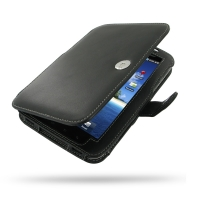 10% OFF + FREE SHIPPING, Buy Best PDair Top Quality Handmade Protective Samsung Galaxy Tab Leather Flip Carry Cover (Black). Pouch Sleeve Holster Wallet You also can go to the customizer to create your own stylish leather case if looking for additional co