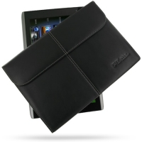 Leather Business Style Case for Acer Iconia Tab A500 (Black)