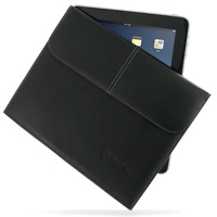 Leather Business Style Case for Apple iPad