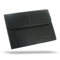 iPad Air 2 Leather Sleeve Pouch PDair Premium Hadmade Genuine Leather Protective Case Sleeve Wallet