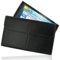 10% OFF + FREE SHIPPING, Buy Best PDair Quality Handmade Protective Archos 9 tablet Genuine Leather Sleeve Pouch (Black) online. Pouch Sleeve Holster Wallet You also can go to the customizer to create your own stylish leather case if looking for additiona