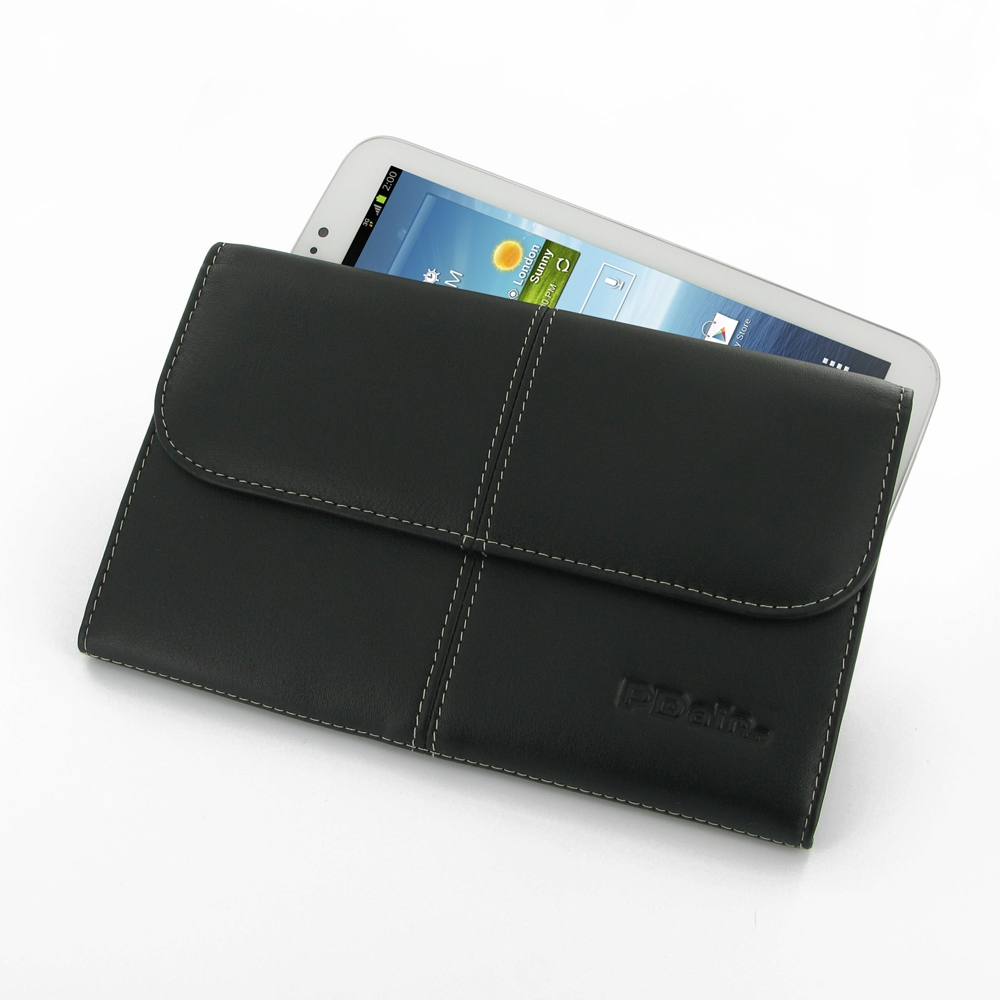 Samsung Galaxy Tab 3 7 0 Leather Sleeve Pouch Pdair Pouch
