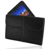 10% OFF + FREE SHIPPING, Buy PDair Top Quality Handmade Protective Samsung Galaxy Tab 7.0 Plus Leather Sleeve Pouch (Black) online. You also can go to the customizer to create your own stylish leather case if looking for additional colors, patterns and ty