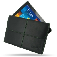 10% OFF + FREE SHIPPING, Buy PDair Quality Handmade Protective Samsung Galaxy Tab 7.7 GT-P6800 Leather Sleeve Pouch (Green Stitch) online. You also can go to the customizer to create your own stylish leather case if looking for additional colors, patterns