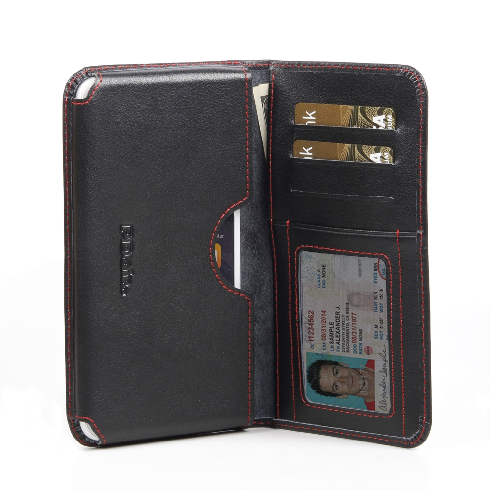 10% OFF + FREE SHIPPING, Buy PDair Quality Handmade Protective iPhone 6 Plus | iPhone 6s Plus Genuine Leather Wallet Sleeve Case (Red Stitch) online. You also can go to the customizer to create your own stylish leather case if looking for additional color