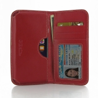 10% OFF + FREE SHIPPING, Buy Best PDair Quality Handmade Protective iPhone 6 | iPhone 6s Genuine Leather Wallet Sleeve Case (Red) online. Pouch Sleeve Wallet You also can go to the customizer to create your own stylish leather case if looking for addition