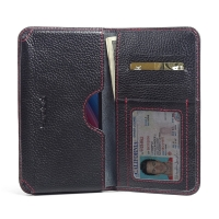 10% OFF + FREE SHIPPING, Buy PDair Quality Handmade Protective Asus Zenfone Selfie ZD551KL Leather Wallet Sleeve Case (Red Stitching). You also can go to the customizer to create your own stylish leather case if looking for additional colors, patterns and