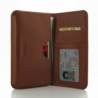10% OFF + FREE SHIPPING, Buy PDair Quality Handmade Protective LG Optimus G Pro Leather Wallet Sleeve Case (Brown Pebble Leather) online. You also can go to the customizer to create your own stylish leather case if looking for additional colors, patterns