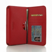 10% OFF + FREE SHIPPING, Buy Best PDair Quality Handmade Protective LG Optimus G Pro Leather Wallet Sleeve Case (Red Pebble Leather) You also can go to the customizer to create your own stylish leather case if looking for additional colors, patterns and t