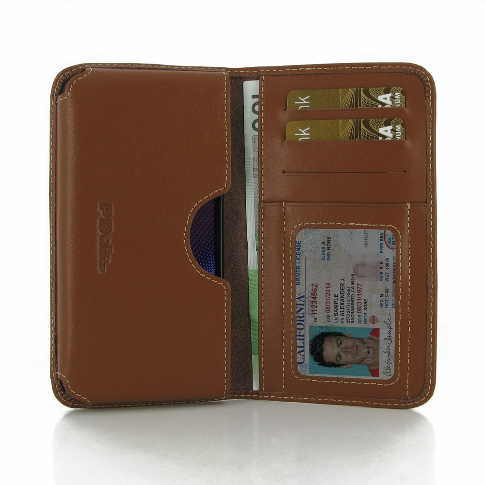 10% OFF + FREE SHIPPING, Buy PDair Top Quality Handmade Protective Motorola DROID Turbo Leather Wallet Sleeve Case (Brown) online. Pouch Sleeve Holster Wallet You also can go to the customizer to create your own stylish leather case if looking for additio