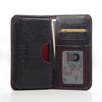 10% OFF + FREE SHIPPING, Buy PDair Top Quality Handmade Protective Moto G 2nd Gen Leather Wallet Sleeve Case (Red Stitching) online. You also can go to the customizer to create your own stylish leather case if looking for additional colors, patterns and t