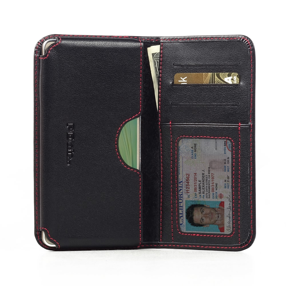 10% OFF + FREE SHIPPING, Buy PDair Top Quality Handmade Protective Samsung Galaxy A7 Leather Wallet Sleeve Case (Red Stitch) online. You also can go to the customizer to create your own stylish leather case if looking for additional colors, patterns and t