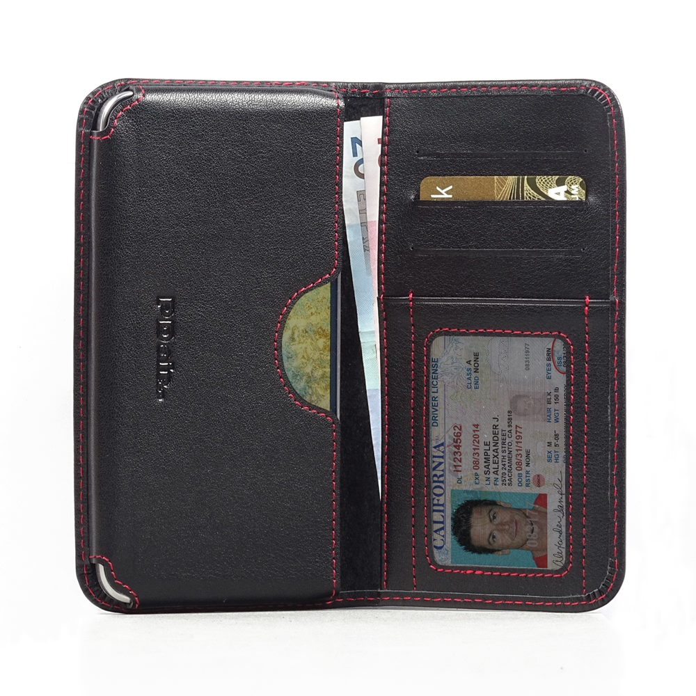 10% OFF + FREE SHIPPING, Buy PDair Top Quality Handmade Protective Samsung Galaxy E7 Leather Wallet Sleeve Case (Red Stitch) online. You also can go to the customizer to create your own stylish leather case if looking for additional colors, patterns and t