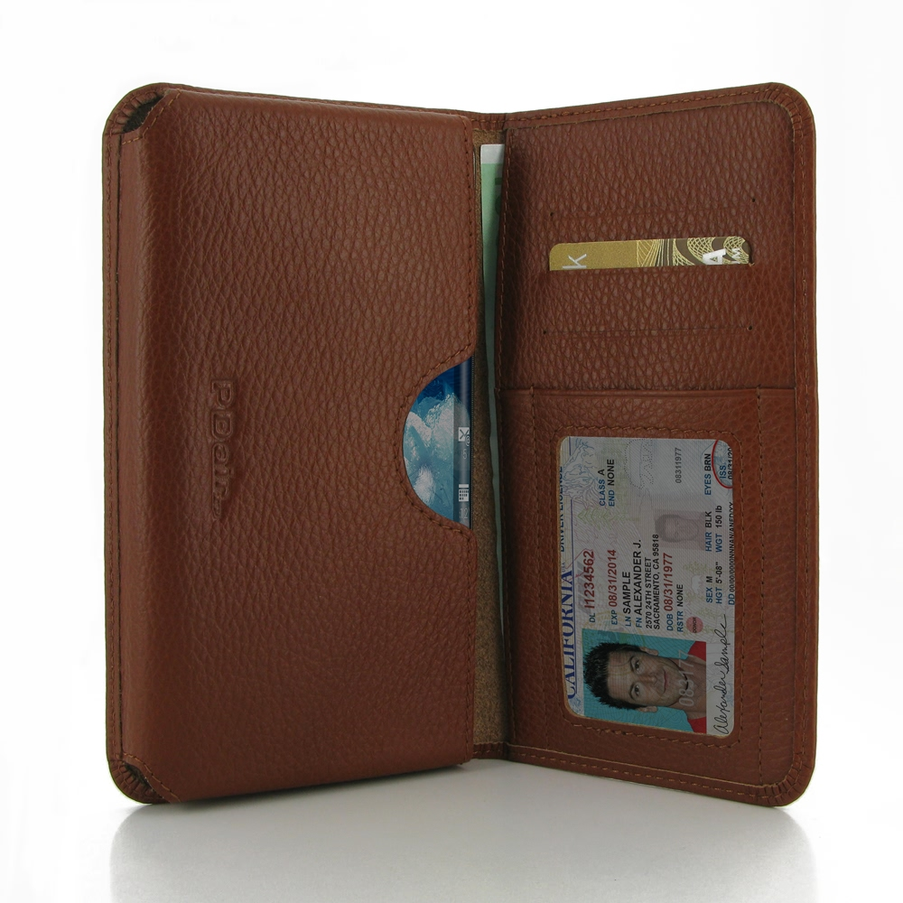 10% OFF + FREE SHIPPING, Buy Best PDair Handmade Protective Samsung Galaxy Note Edge Leather Wallet Sleeve Case (Brown Pebble Leather). You also can go to the customizer to create your own stylish leather case if looking for additional colors, patterns an