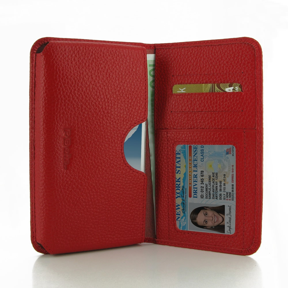 10% OFF + FREE SHIPPING, Buy PDair Quality Handmade Protective Samsung Galaxy Note 2 Leather Wallet Sleeve Case (Red Pebble Leather). You also can go to the customizer to create your own stylish leather case if looking for additional colors, patterns and