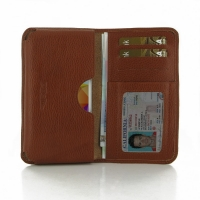 10% OFF + FREE SHIPPING, Buy PDair Quality Handmade Protective Samsung Galaxy S5 Leather Wallet Sleeve Case (Brown Pebble Leather) online. You also can go to the customizer to create your own stylish leather case if looking for additional colors, patterns