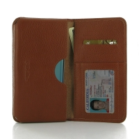 10% OFF + FREE SHIPPING, Buy PDair Handmade Protective Samsung Galaxy S6 edge+ Plus Leather Wallet Sleeve Case (Brown Pebble Leather) online. You also can go to the customizer to create your own stylish leather case if looking for additional colors, patte