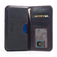 10% OFF + FREE SHIPPING, Buy Best PDair Quality Handmade Protective Sony Xperia C5 Ultra Leather Wallet Sleeve Case (Red Stitch). Pouch Sleeve Holster Wallet You also can go to the customizer to create your own stylish leather case if looking for addition