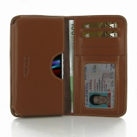 10% OFF + FREE SHIPPING, Buy Best PDair Top Quality Handmade Protective Sony Xperia Z1 Leather Wallet Sleeve Case (Brown). Pouch Sleeve Holster Wallet You also can go to the customizer to create your own stylish leather case if looking for additional colo