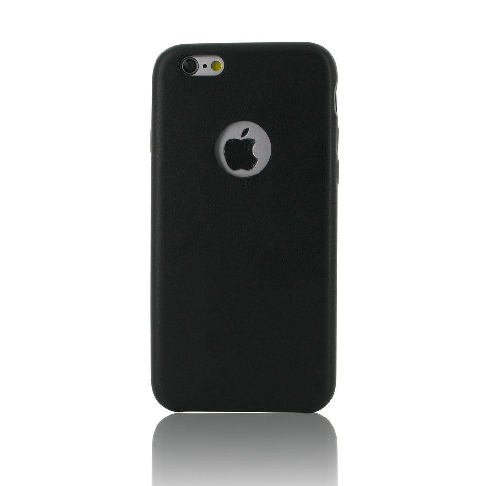 iphone 6 front and back case black