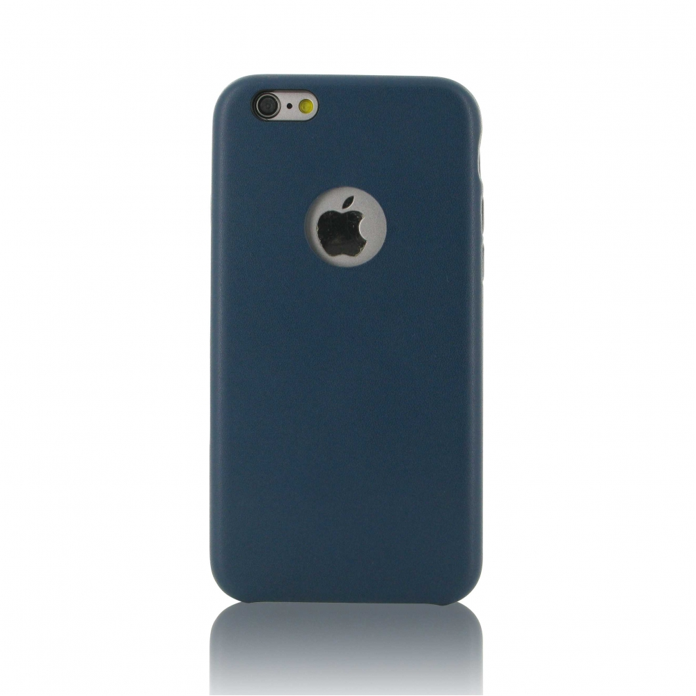 differently f011b 05298 iPhone 6 6s Leather Cover Case (Blue) :: PDair Sleeve Pouch Holster