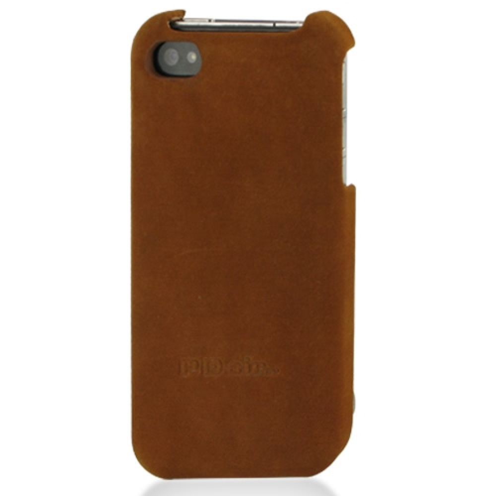 10% OFF + FREE SHIPPING, Buy Best PDair Quality Handmade Protective iPhone 4 4s Genuine Leather Cover (Vintage Brown) online. Pouch Sleeve Holster Wallet You also can go to the customizer to create your own stylish leather case if looking for additional c