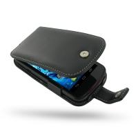 Leather Flip Case for Acer Liquid E1 Duo V360