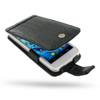 10% OFF + FREE SHIPPING, Buy Best PDair Quality Handmade Protective Acer Liquid Gallant Duo Genuine Leather Flip Case (Black Croc Pattern). You also can go to the customizer to create your own stylish leather case if looking for additional colors, pattern